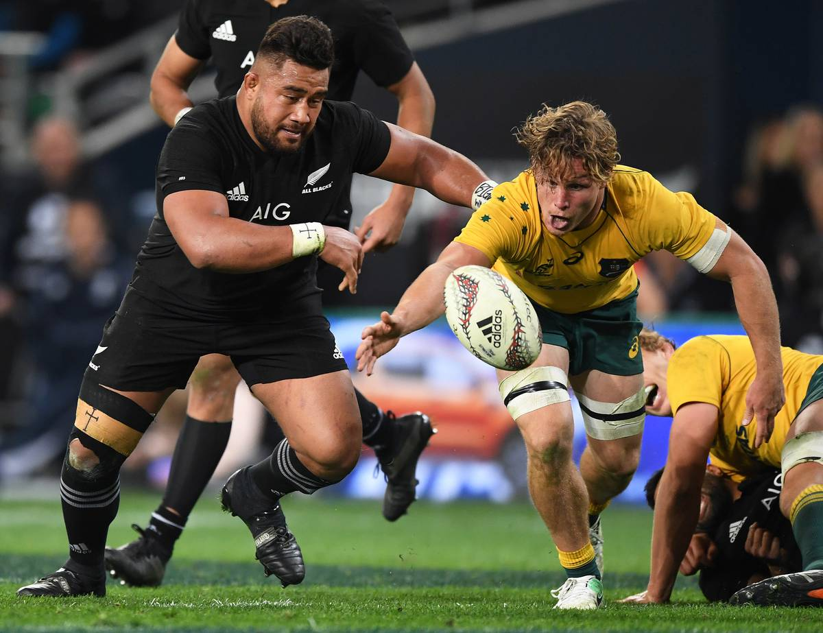 Inkl The New Zealand Herald All You Need To Know All Blacks V Wallabies