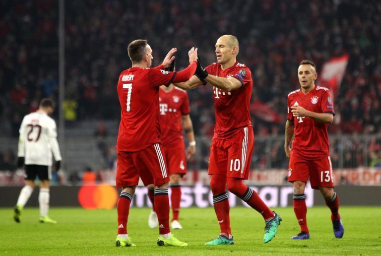 Bayern Benfica Stream