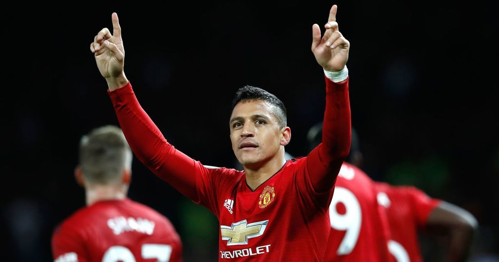 Inkl Man Utd Player Wages Revealed Including Alexis Sanchez S Staggering Salary Daily Mirror