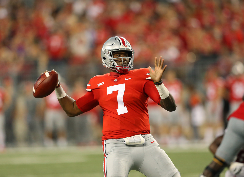 Inkl Usa Today Sports Media Group Peter King Won T Be Shocked If Broncos Draft Dwayne Haskins