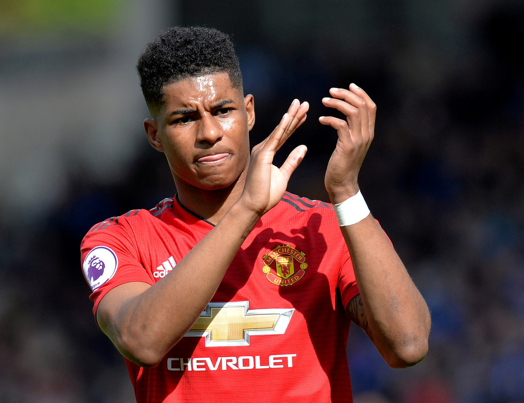 Inkl Reuters Determined Rashford Wants To Help Manchester United Compete For Titles