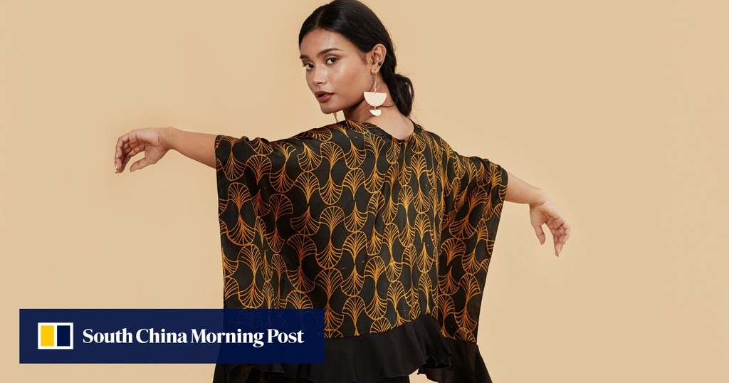 Inkl Modern Batik Malaysian Fashion Designer S Simple Wearable Clothes With Bold Designs Inspired By Nature South China Morning Post