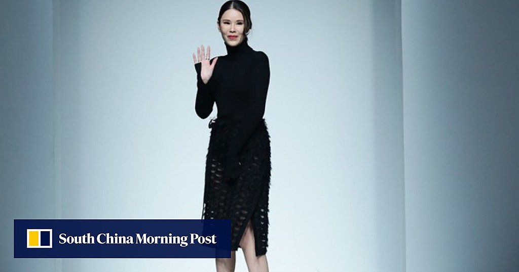 Inkl South China Morning Post Chinese Designer Denied Visa To Attend New York Fashion Week Amid Us China Trade War