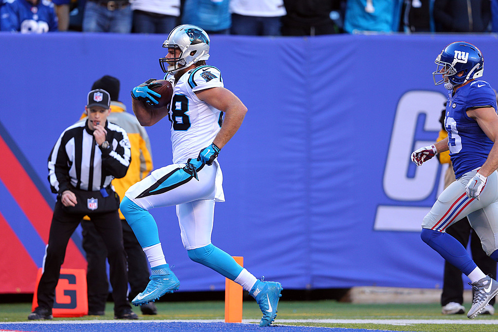 Inkl Usa Today Sports Media Group Panthers Greg Olsen Will Serve As Booth Analyst During Giants Cardinals Game