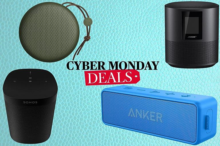 Inkl Best Cyber Monday Speaker Deals On Sonos And Bose To Bang And Olufsen 5 Deals You Can T Afford To Miss Evening Standard