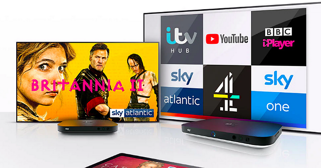 Inkl Existing Customers Can Now Upgrade To The Sky Q 2tb Experience For Just 10 A Month Daily Record