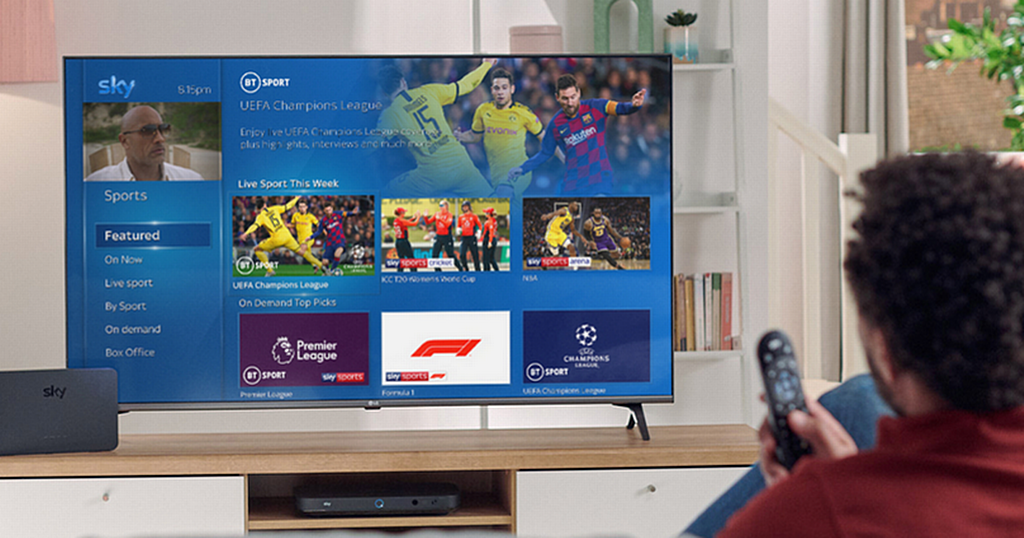 Inkl Sky Offers Customers Cheap Way To Watch Tv That Also Includes Access To Netflix Daily Record