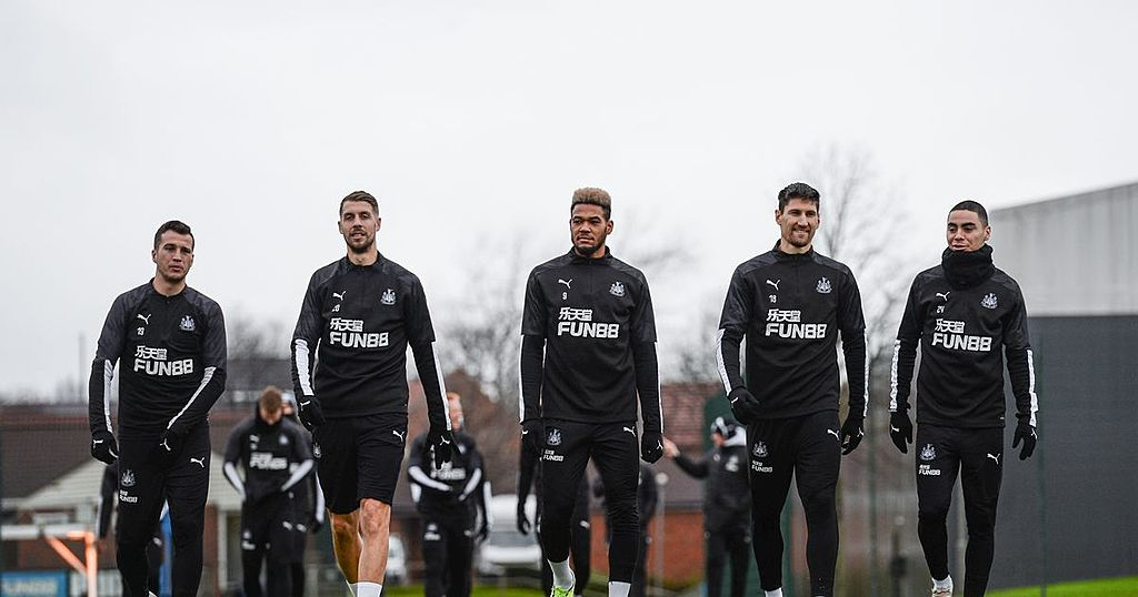 Inkl What Newcastle United Players Were Warned Before They Were Sent Away From Training Ground Chronicle Live