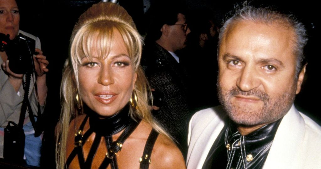 Inkl Donatella Versace S Feud With Brother Gianni S Partner Antonio After His Murder Daily Mirror