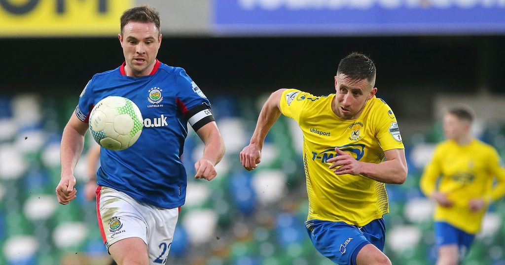 Inkl Linfield Legend Noel Bailie Delighted To See Jamie Mulgrew Emerge As A Modern Day Great At Windsor Belfast Live